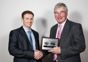 Worcester Chiropractic Clinic receiving PPQM award